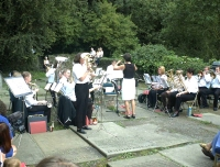 Hazel Grove Band