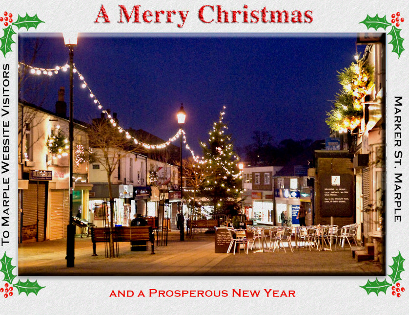 Merry Christmas and a Happy New Year from Arthur Procter