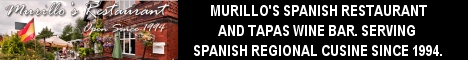 Murillo's Tapas Restaurant.