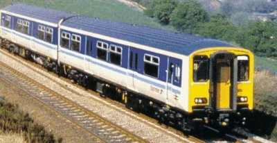 Class 150 replacing our old DMU's