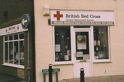 British Red Cross Marple