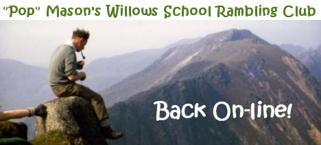 Willows School Rambling Club site back online!