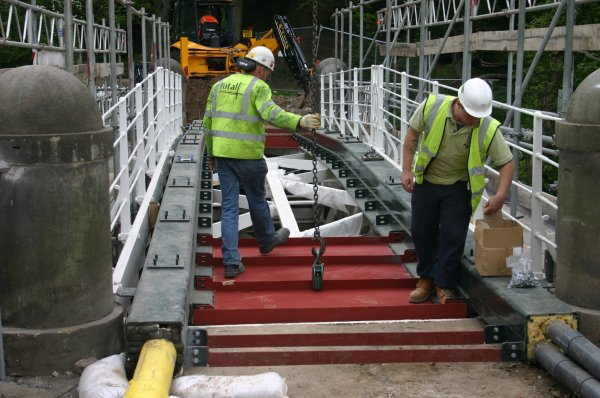 Iron Bridge Restoration