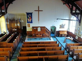 Jubliee Methodist Church facilities