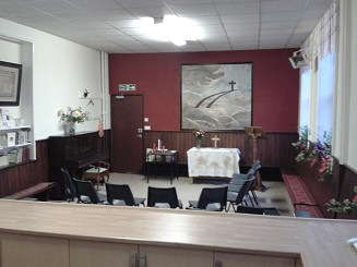 Jubilee Methodist Church facilities