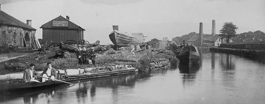Jinks' Boatyard, Horse Shoer and General Smith