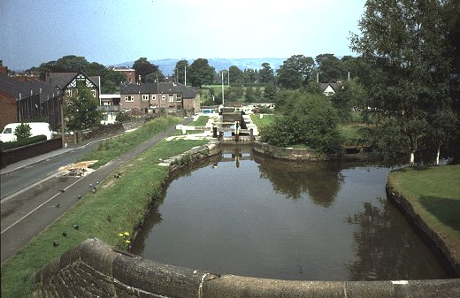 Lock 14 in the sixties
