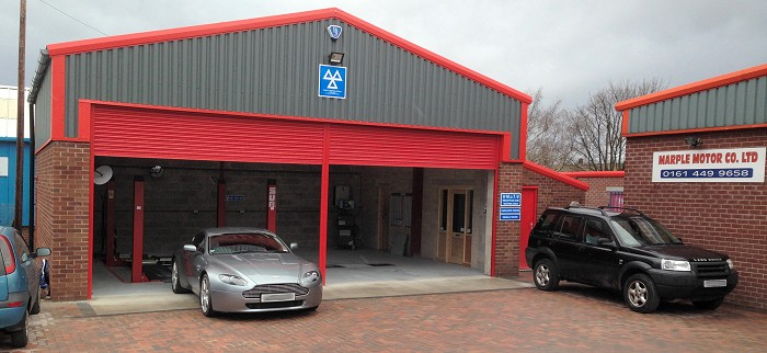 Marple Motor Company Ltd Mot Testing Car Servicing