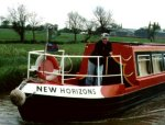 New Horizons Narrow Boat