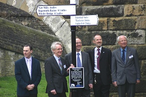 Ted Keaveney Memorial Plaque