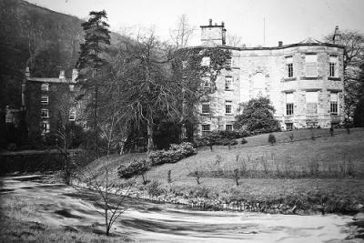 Marple Lodge (left) and Mellor Lodge