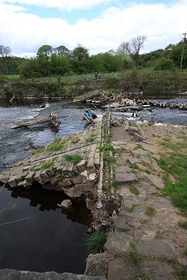The Weir in 2010