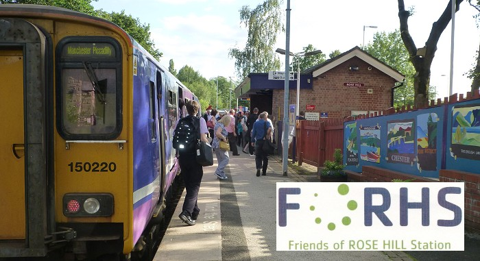 Friends of Rose Hill Station