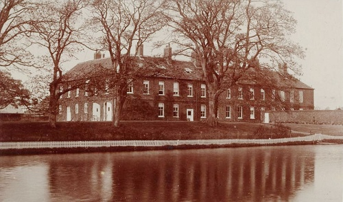 Gawsworth New Hall