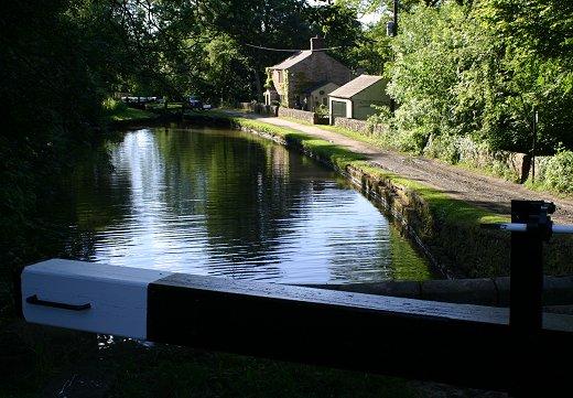 Bottom Lock House in modern times.