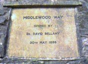 Plaque 30th May 1985