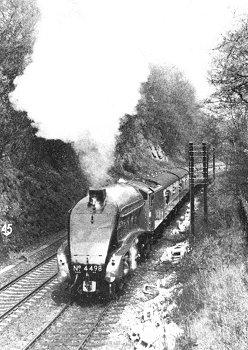 Built at Doncaster 1937 - now preserved.