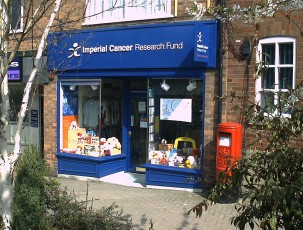 Cancer Research Shop, Market Street